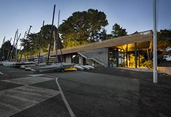 Base Nautique d'Arradon (56) par Nicolas Dessauvages architecte - http://www.nd-architecte.fr/