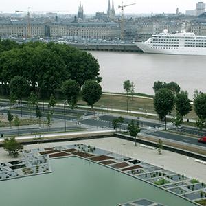 Maison de l 39 architecture et des espaces en bretagne for Bordeaux jardin botanique