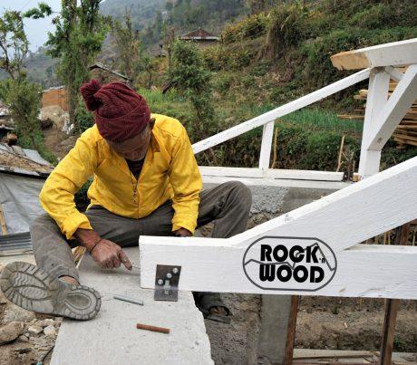 Exposition Rock'n wood – Reconstruire durablement